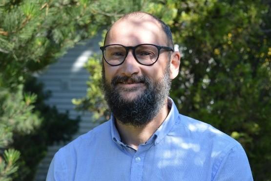 Pablo Navas, secretario de Ciencia y Tecnología de la UNPA