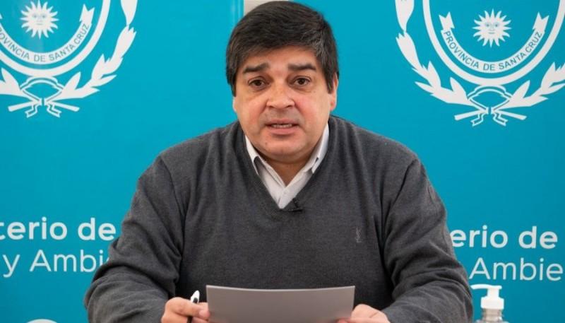 Subsecretario de Salud Colectiva, Claudio García.