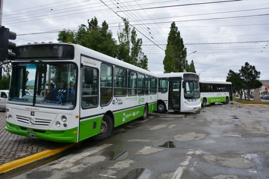 """""""El transporte público está frenado por culpa de la empresa que no entrega la llave"""""""