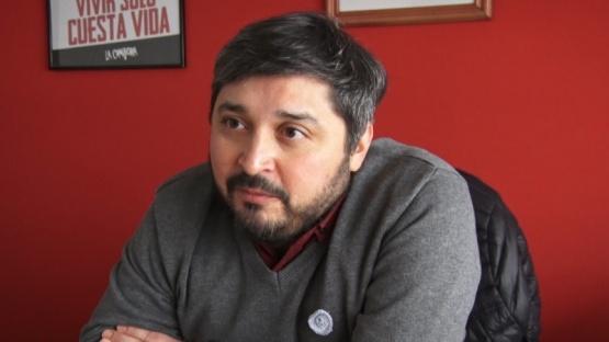 El secretario de Estado de Cultura, Oscar Canto