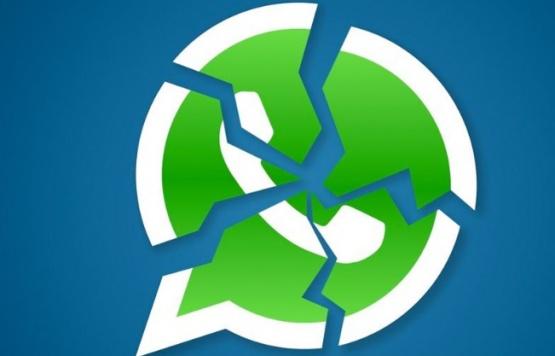 Whatsapp web caído a nivel mundial