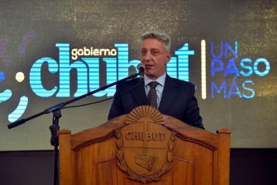 Arcioni confirmó a Javier Touriñán en la Secretaría General de Gobierno