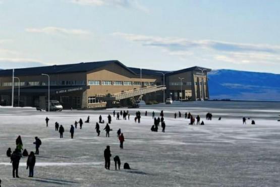 De patinar en el hielo al Hospital: aumento exponencial de fracturas por caídas