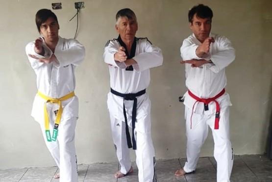 De Río Gallegos al Mundial de Taekwondo Virtual sin escala