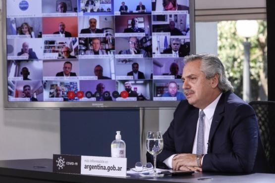 El Presidente anunció un plan de obras en universidades nacionales