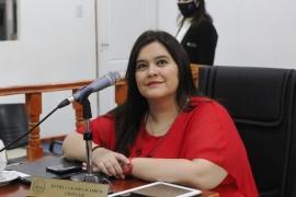 Río Gallegos La concejal Daniela D'Amico contó que tiene coronavirus