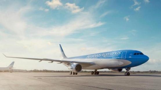 Confirmaron 7 vuelos de Aerolíneas hasta fines de agosto