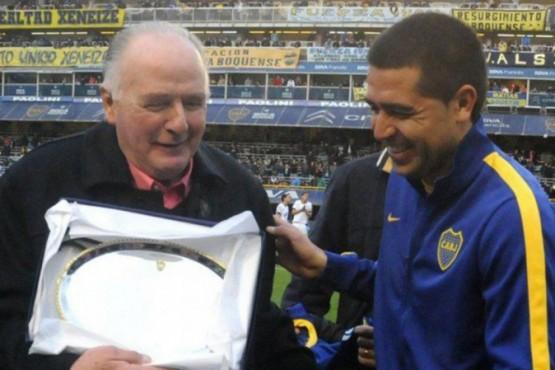 Murió Silvio Marzolini, ídolo y emblema de Boca