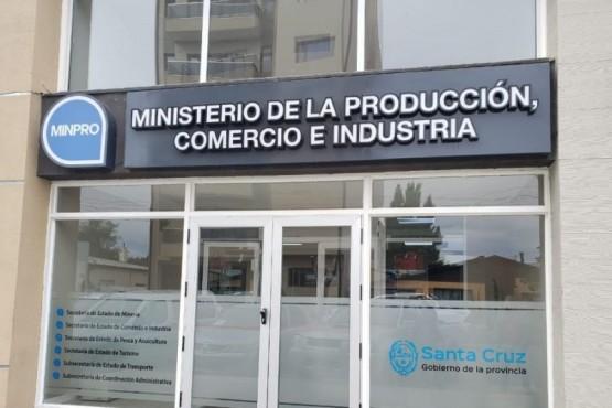 El Ministerio de Producción, Comercio e Industria estará cerrado por desinfección