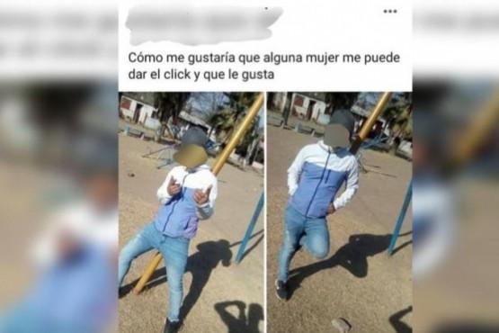 Encontró al hombre que la violó en Facebook y lo escrachó