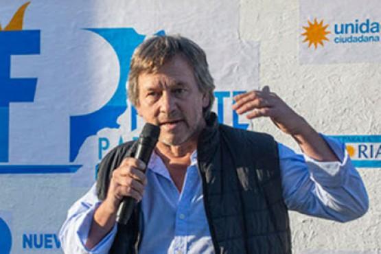 Suspenden al Intendente Pol Huisman
