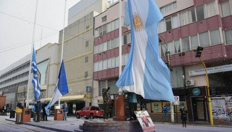 Foto Municipalidad de Río Gallegos.