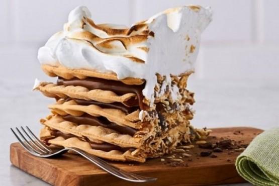 Cómo hacer torta de alfajor
