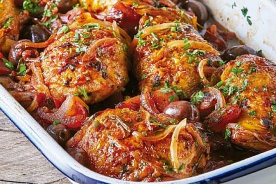 Cómo hacer pollo a la portuguesa