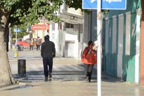 Habrá menos circulación de personas en la ciudad.