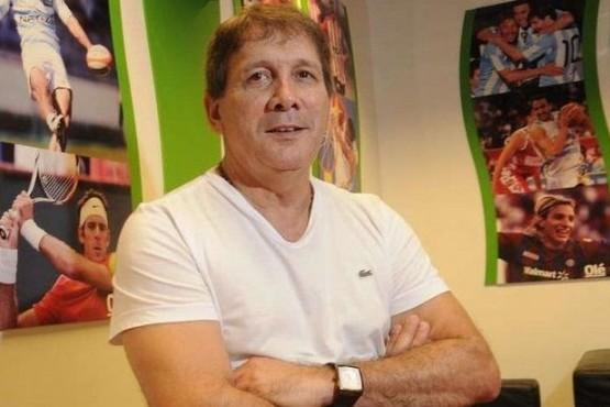 Luis Blanco se recupera de Coronavirus.