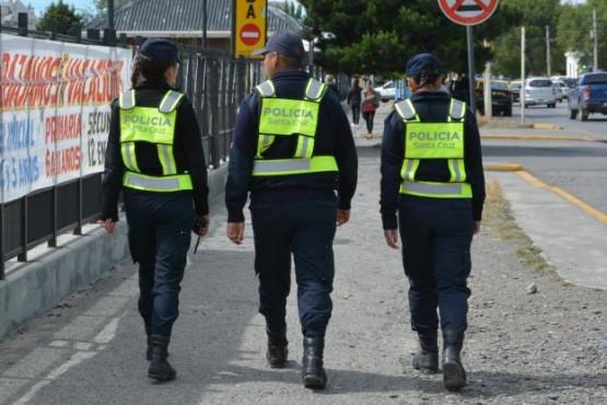 Nueva denuncia por abuso contra un efectivo policial (foto archivo).