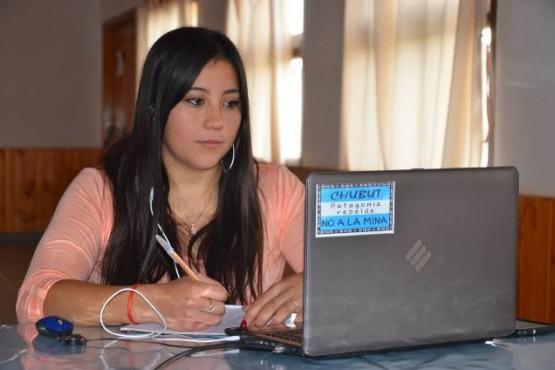 Marcia Muñoz.