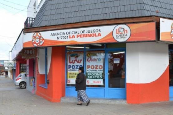 Lotería (Imagen de archivo)