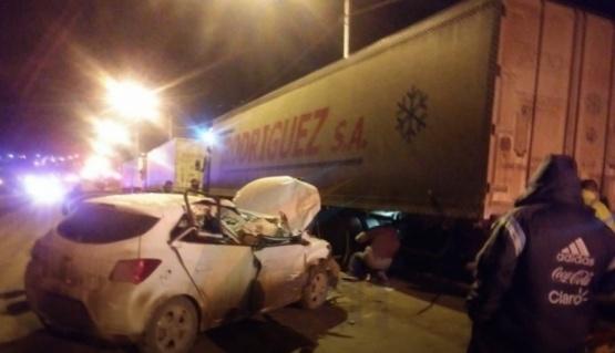 Conductor alcoholizado provocó un choque
