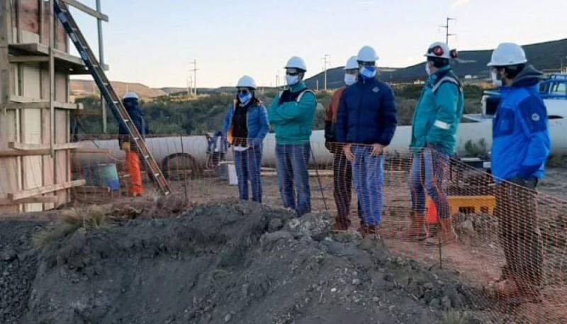 """Michudis: """"Las dos obras más grandes de agua y energía se están realizando"""