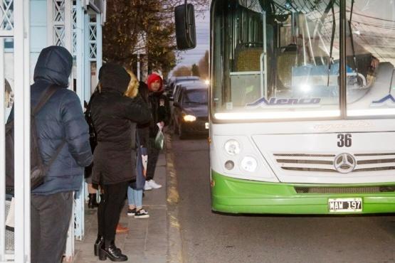 Los vecinos siguen sin trasporte de colectivo (archivo)