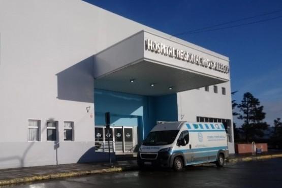"""Si el Hospital """"se viera desbordado, estaría como soporte Medisur""""."""