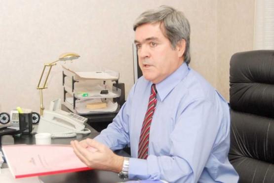 El procurador general Jorge Miquelarena.