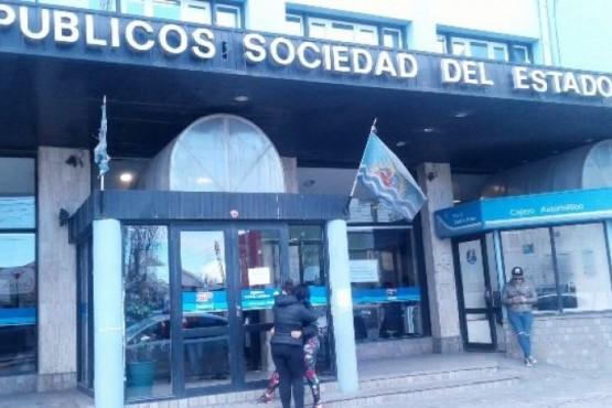 Horarios y modalidad para reclamos y trámites en SPSE Río Gallegos
