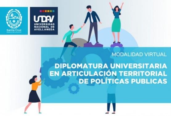 Inscripciones para la Diplomatura Universitaria en Articulación Territorial de Políticas Públicas