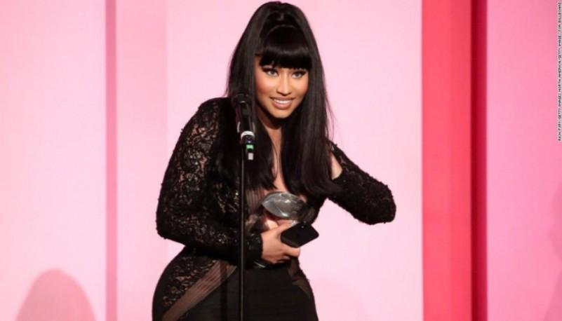 Nicki Minaj anunció que está embarazada