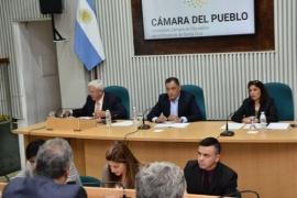 Presentaron proyecto de Coparticipación que duplica los recursos de los municipios