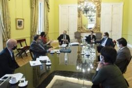 El gabinete económico analizó estadísticas para la implementación del ATP 4