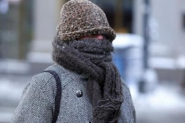 Jueves bajo cero: Santa Cruz con las tres localidades más frías de Argentina