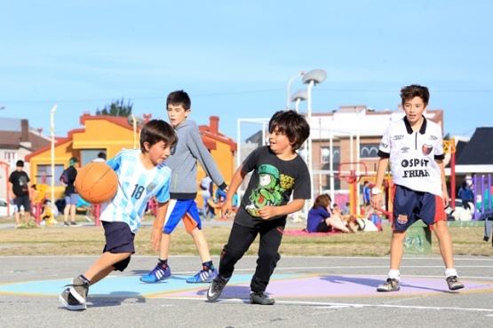 """La ausencia de actividad deportiva abre la puerta al """"mal aprovechamiento del tiempo libre"""""""