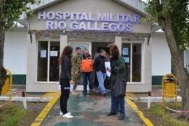 """Coronavirus en Río Gallegos: """"Estamos activando la posibilidad de utilizar el Hospital Militar"""""""