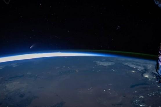 Cómo y cuándo ver los fragmentos del cometa Neowise en Argentina