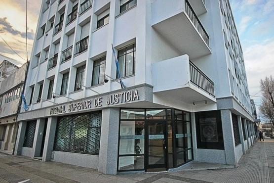 El TSJ resolvió que haya feria judicial.