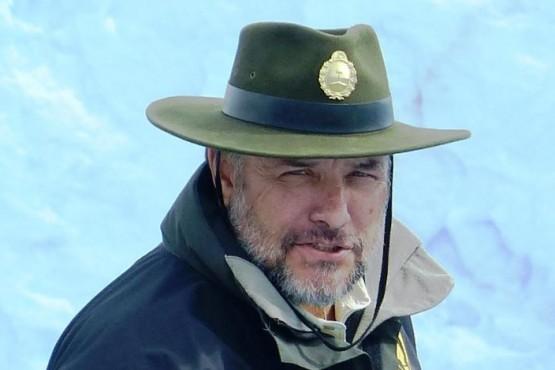 Corvalán volvió a la Administración de Parques Nacionales