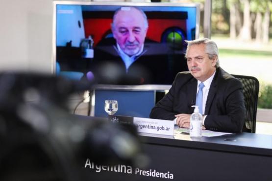"""Alberto Fernández: """"La Argentina que se viene nos necesita a todos"""""""