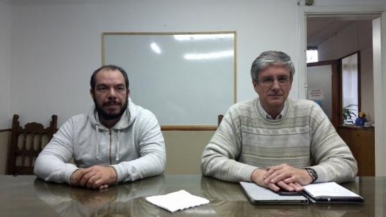 Grazzini destacó el trabajo continuo con los municipios de la provincia