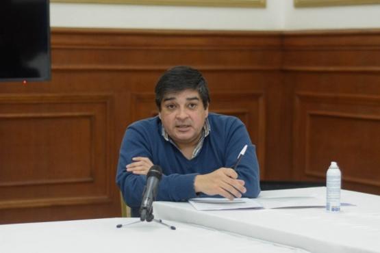 """García: """"Dentro de cada sector laboral tiene que existir un sector de aislamiento"""""""
