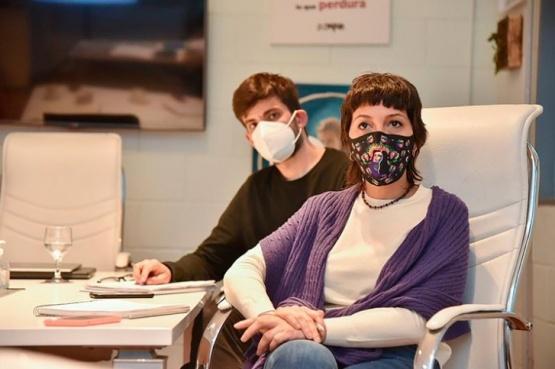 La intendenta de Quilmes Mayra Mendoza tiene coronavirus