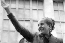 Mensajes y un video que recuerda a Eva Perón a 68 años de su muerte