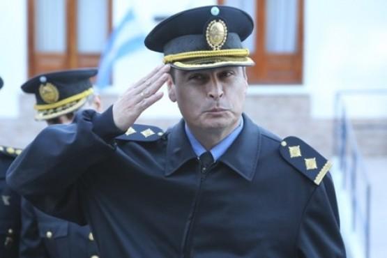 Falleció el Comisario Inspector Inostroza