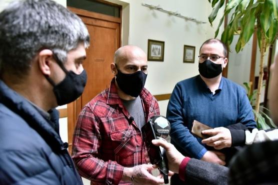 Arcioni confirmó que fueron rescatadas las tres personas que estaban aisladas en Ranquil Huao