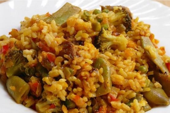 Cómo hacer guiso de arroz