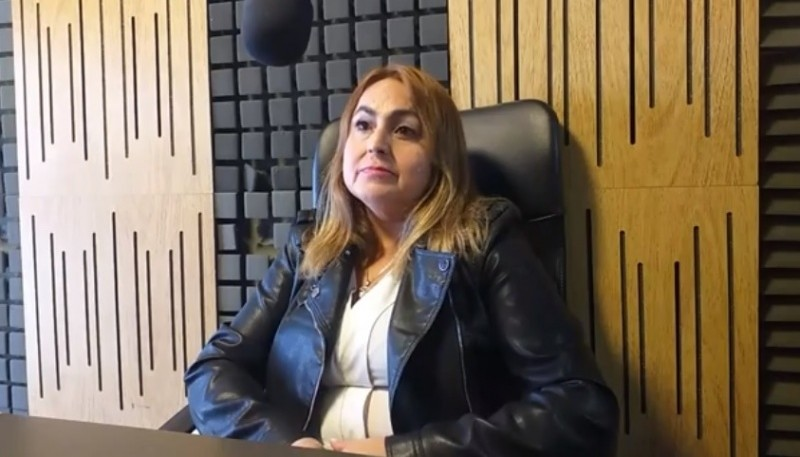 Strella Cortés.