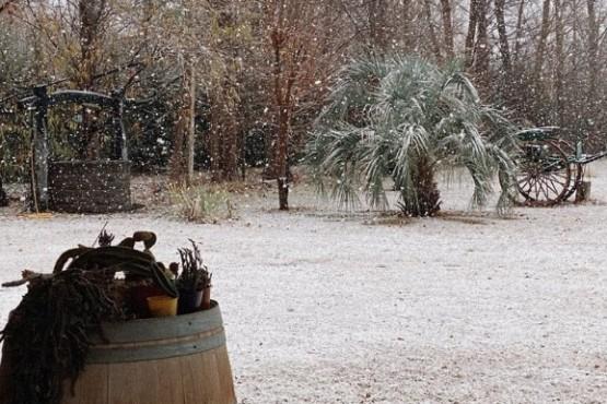 Nevó un 30% más que la media histórica en lo que va del año