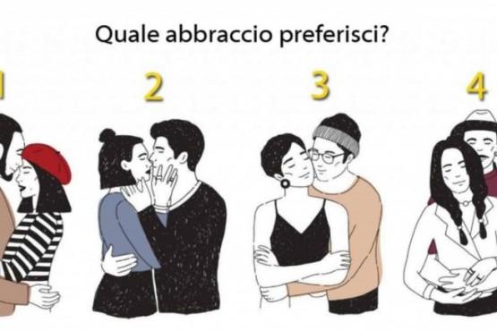 Test psicológico: elegí una pareja y descubrí rasgos ocultos sobre vos